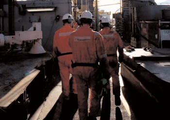 transocean rig workers