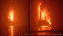 The Fire is Out Off Nigeria, Blown-Out Gas Well Stops Flowing