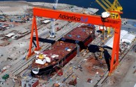 Brazilian Shipbuilder Plagued by Strikes and Financial Issues Requests Help from Samsung Heavy