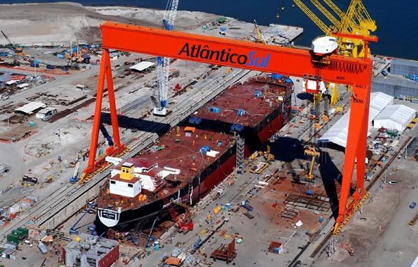 estaleiro atlantico shipyard