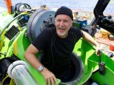James Cameron Completes Record Breaking Trip to Challenger Deep