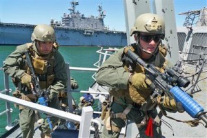 Marine Maritime Raid Force - Anti-Pirate Unit