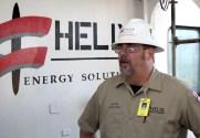 Captain Keith Schultz Helix ESG captain