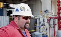 Tom Harvey Chief Engineer Q4000