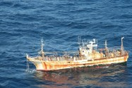 USCG Tracking 'Tsunami Ghost Ship'