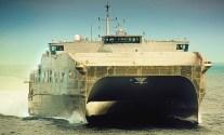 JHSV sea trials austal