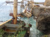 M/V Tycoon Wreck Removal Commences on Christmas Island