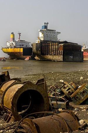 shipbreaking chittagong Naquib Hossain