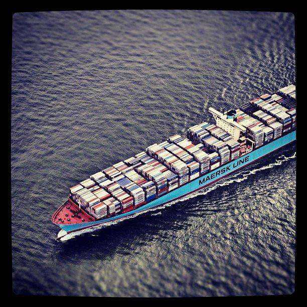 maersk line instagram