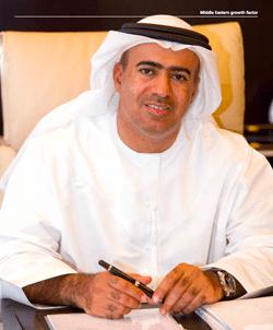 t Mr Ali Obaid  Al-Yabhouni, CEO of ADNATCO and NGSCO
