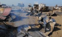Ship Breaking Operations in Gadani, Pakistan [VIDEO]