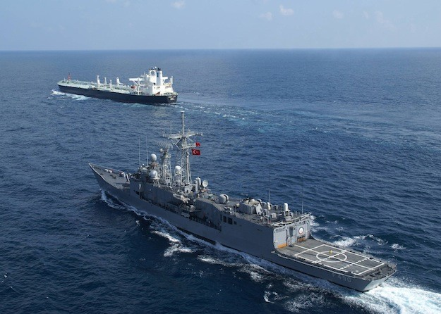 Navy Piracy Missions