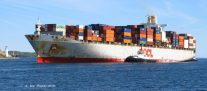 Box Ships Takes Delivery of the OOCL Hong Kong