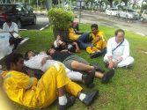 Bunga Alpinia 3 fire explosion malaysia