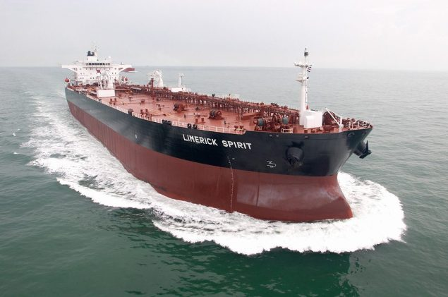 limerick spirit teekay tanker
