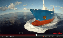 Ship Video of the Week! Quadcopter Plus HD GoPro = AWESOME