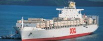 Box Ships Takes Delivery of OOCL China, Chartered Back to Original Owner