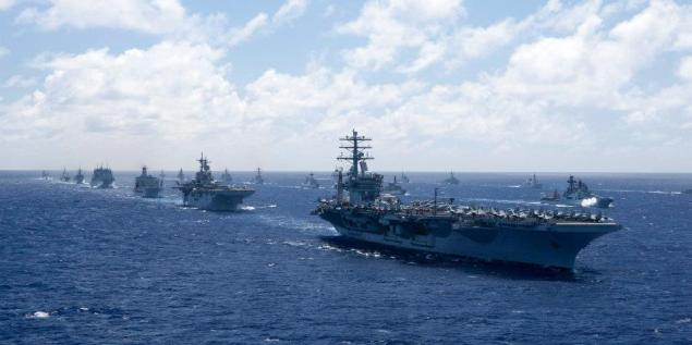 rimpac navy navies formation naval aircraft carrier