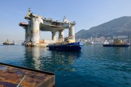 Gibdock Completes Semi-sub Project
