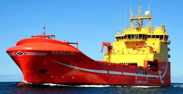 Viking Lady eidesvik offshore