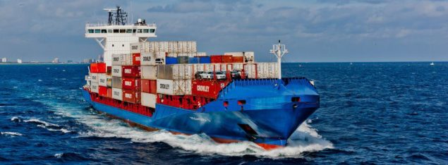 crowley containership