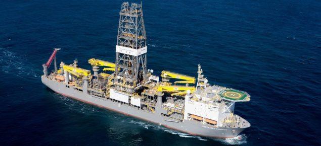 transocean deepwater champion drillship samsung heavy rolls-royce