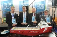 """Far Solitaire Wins SMM's """"Ship of The Year Award"""" For Chemical Compliance"""
