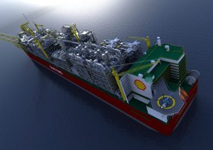 shell prelude flng