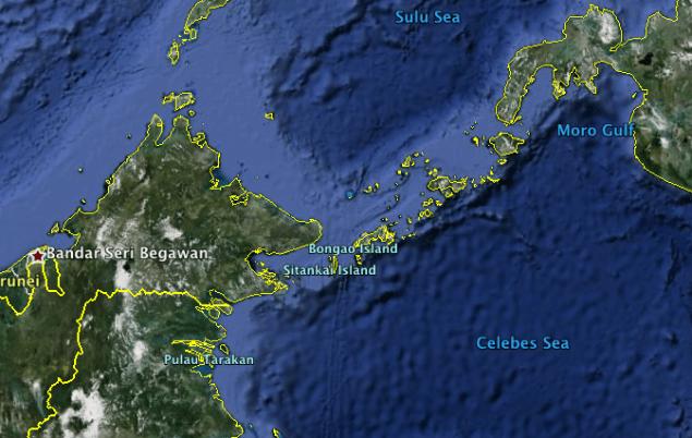 philippines Sipangkot Island