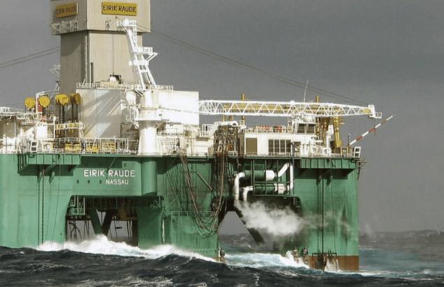 eirik raude ocean rig offshore drilling