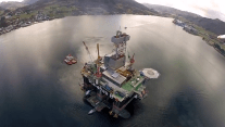 Safety Investigation Launched After Scare on Barents Sea Drilling Rig