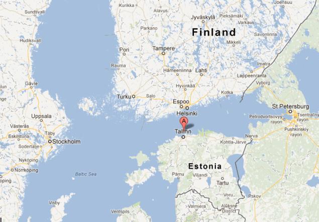 Aegna Island estonia