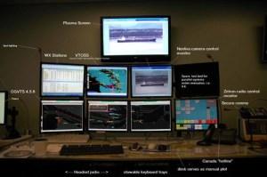 Seattle USCG Vessel Traffic Service (VTS) Watch Station