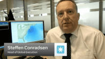 Maersk Line – How Do Ships Ride Out Storms Like Hurricane Sandy? [INTERVIEW]