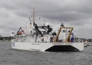NOAA Ship Ferdinand R. Hassler