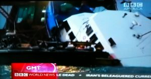 hong kong ferry disaster bbc