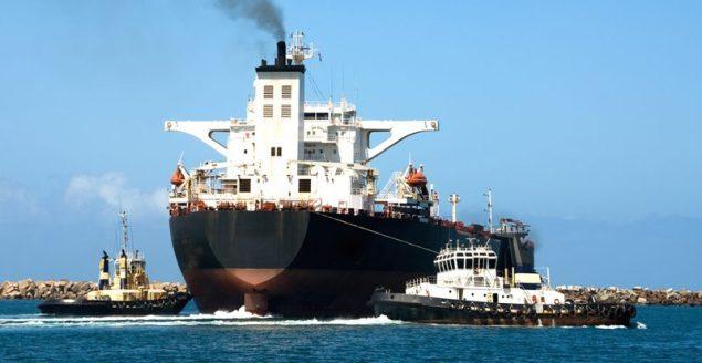 ship cargo bulk carrier port departure