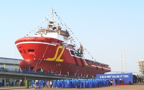 mpahsv zhenjiang shipbuilding
