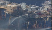 U.S. Issues Subpoena Over Louisiana Platform Fire