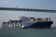 CMA CGM Marco Polo: Master and Chief Engineer On What It's Like to Command the World's Largest Containership
