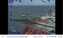 Floatel Superior Evacuates in a Snowy Gale with 10 Meter Waves
