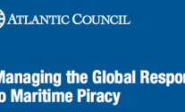 Atlantic Council: Legal Framework of Counter Piracy Effort Requires More Attention