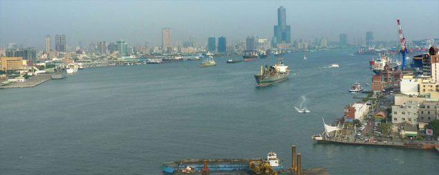 kaohsiung taiwan port