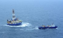Kulluk Rig Ready to Move