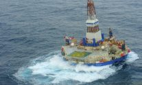 NTSB: Shell's Poor Planning Caused 2012 Grounding of Kulluk Rig