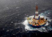 Alert and Aiviq Regain Control of Arctic Drilling Rig Kulluk in Gulf of Alaska Storm [UPDATE]