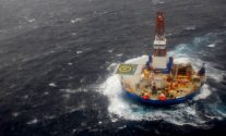 Alert and Aiviq Regain Control of Arctic Drilling Rig Kulluk in Gulf of Alaska Storm [UPDATE]