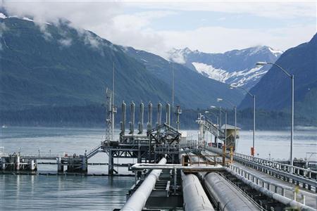 trans-alaska pipeline marine terminal
