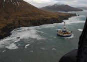 Shell's Damaged Kulluk Rig Heading to Asia for Repairs