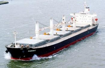 sabrina i bulk carrier